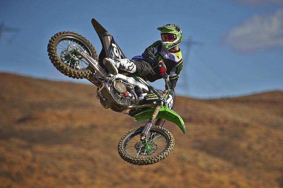 Monster Energy/Pro Circuit  Kawasaki Photo Shoot