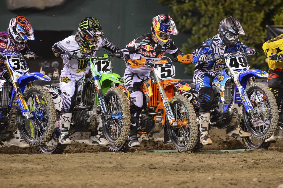 Rapid ReaXtion:  New SX Qualifying Format