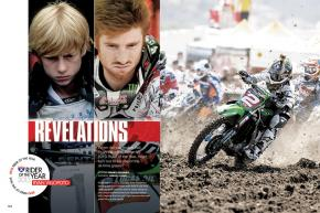 When did you realize Ryan Villopoto was going to be … well, Ryan Villopoto? We dig into the rise of Racer X's 2013 Rider of the Year. Page 124.