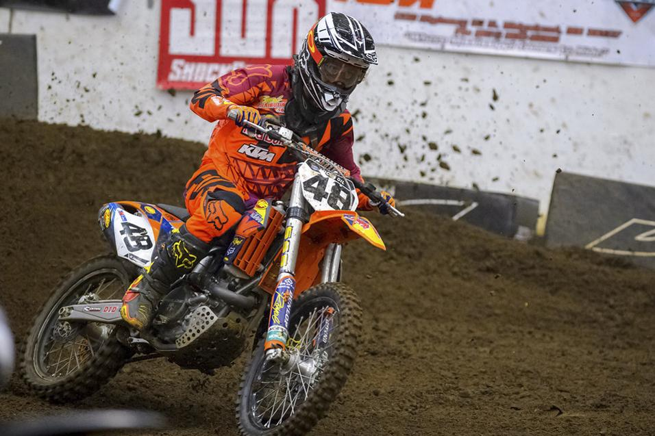Privateer Profile:  Cole Thompson