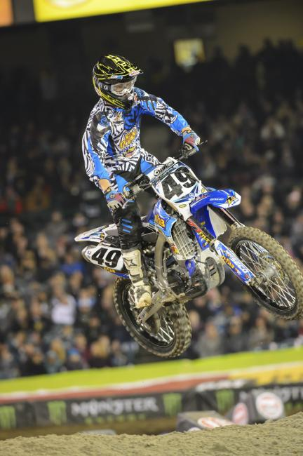 Phil Nicoletti is excited about his new deal with JGRMX.Photo: Simon Cudby