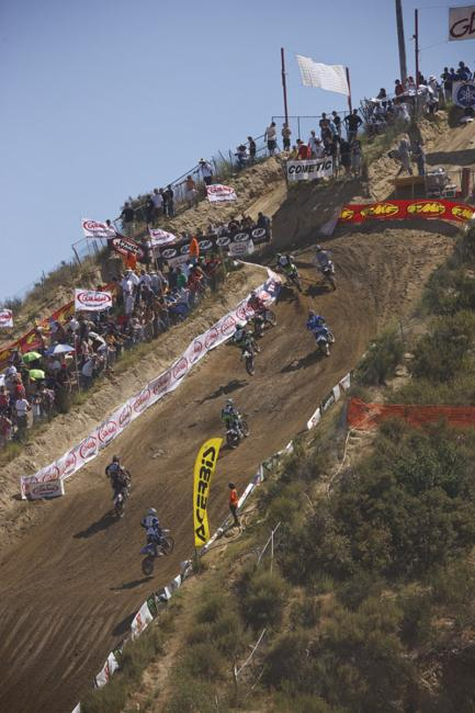 The Motocross of Nations at Glen Helen has been moved to 2017.Photo: Simon Cudby