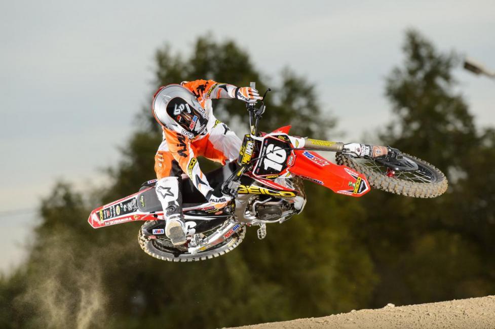 It looks like Zach Osborne will be riding the West Coast in 2014.Photo: Simon Cudby