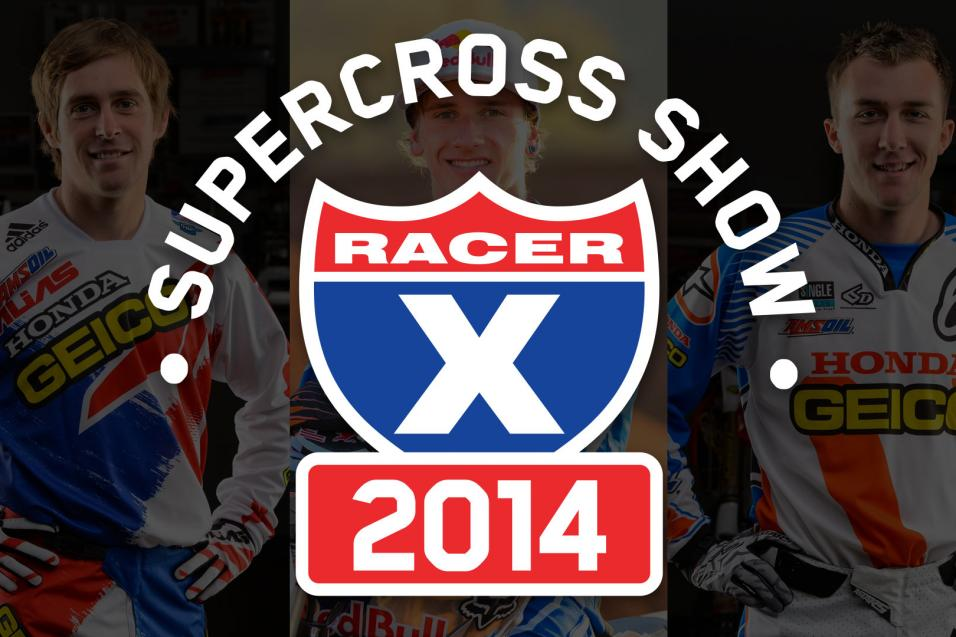 SX Preview Show: The Rookies