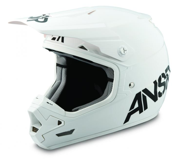 ANSR Evolve Ghost Helmet
