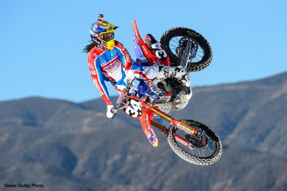 Between the Motos:  TLD's Jeff Weiner
