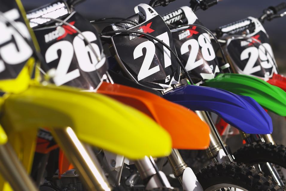 Racer X Tested 250F  Shootout, Part II