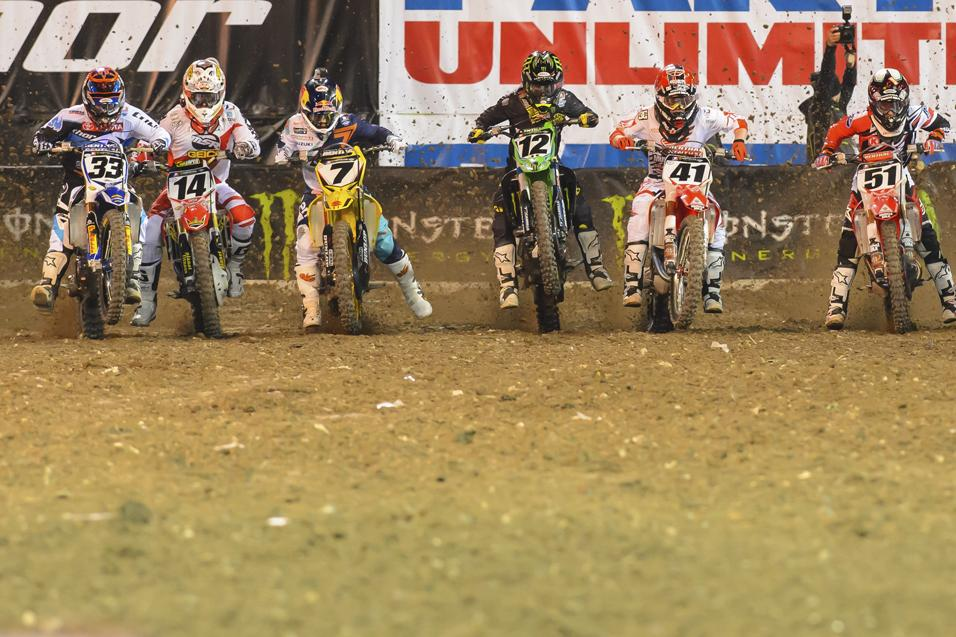 BTOSports Racer  X Podcast: SX Preview