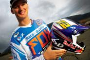6D Helmets Signs Stefan Everts