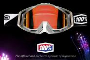 100% Official Eyewear of Supercross