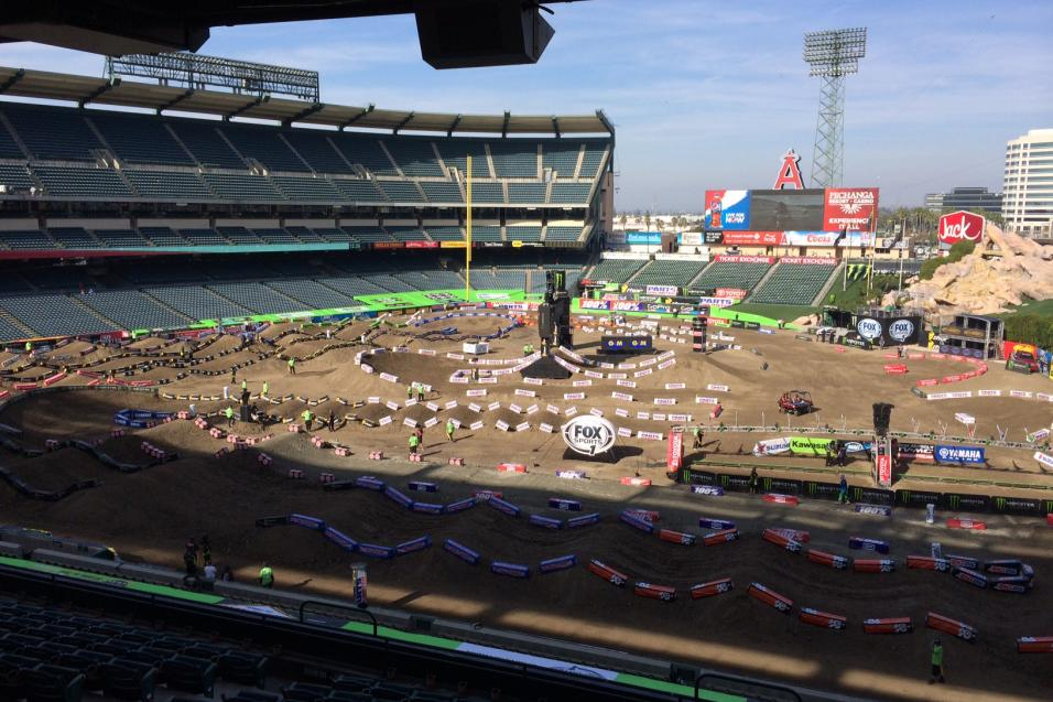 Anaheim 1 Morning Report
