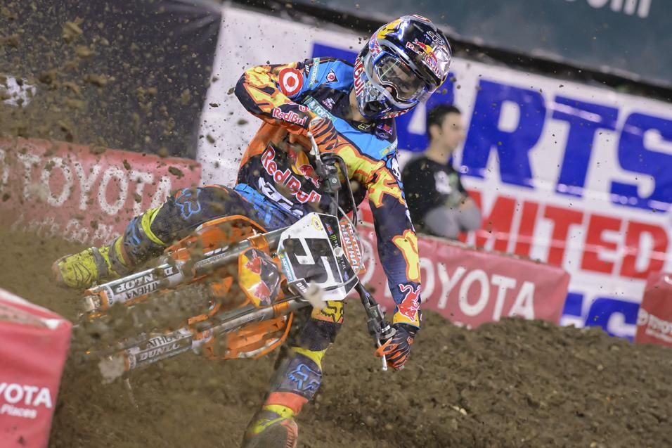 Sign of the (Lap)  Times: Anaheim 1