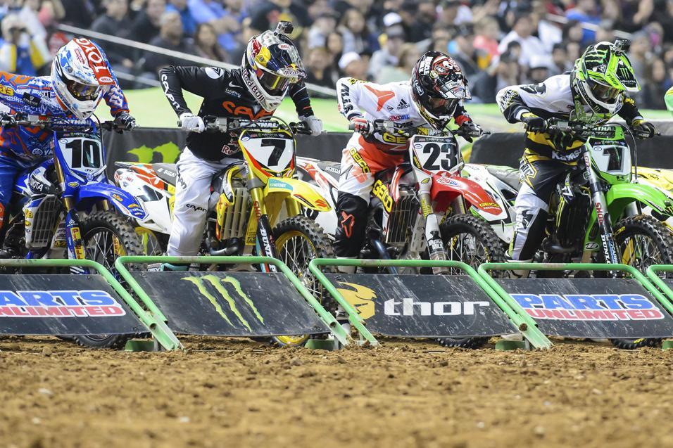 BTOSports Racer  X Podcast: Phoenix