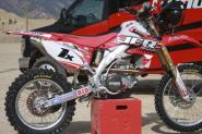 JCR Honda Headed to GNCC Racing