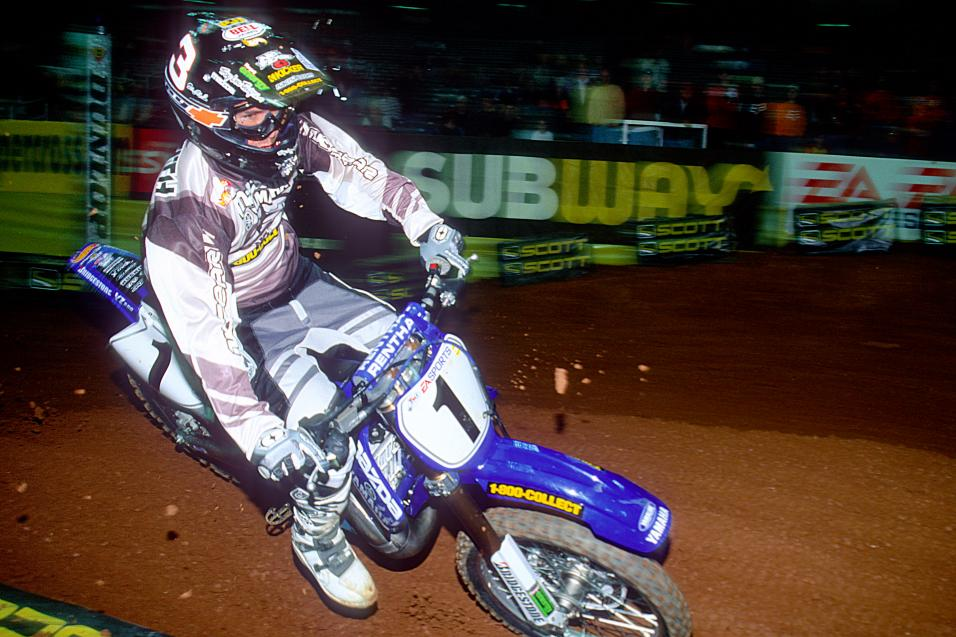 Rev Up: Supercross Odyssey 2001