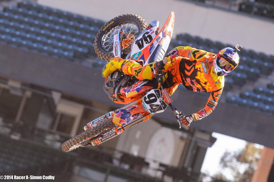 Anaheim 2 Press Day Gallery
