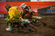 Bowers Dominates AX in Louisville