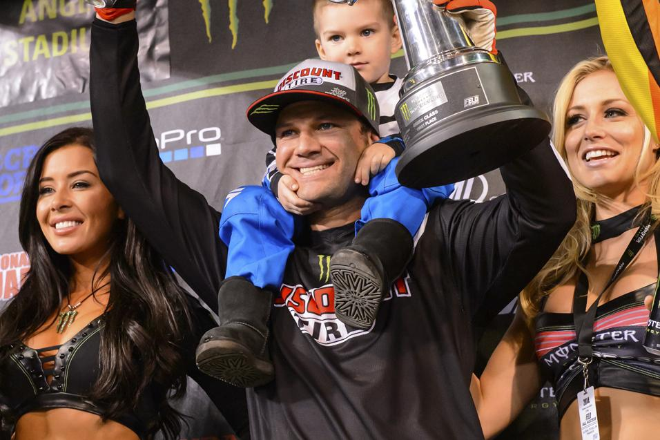 Monday Conversation:  Chad Reed