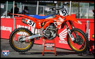 Barcia's Retro Themed Bike