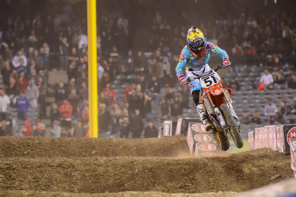 Can Barcia rebound from a slow start?