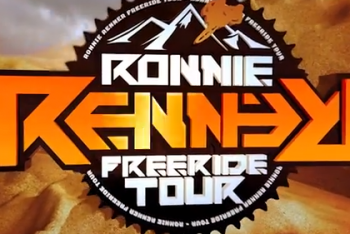 Ronnie Renner Freeride Tour
