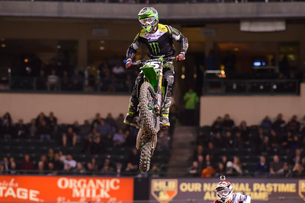 Can Justin Hill secure his first career podium at Oakland?