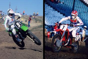 Racer X Podcast: Ron Lechien and Jeff Ward