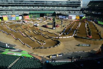 Morning Report: Oakland SX