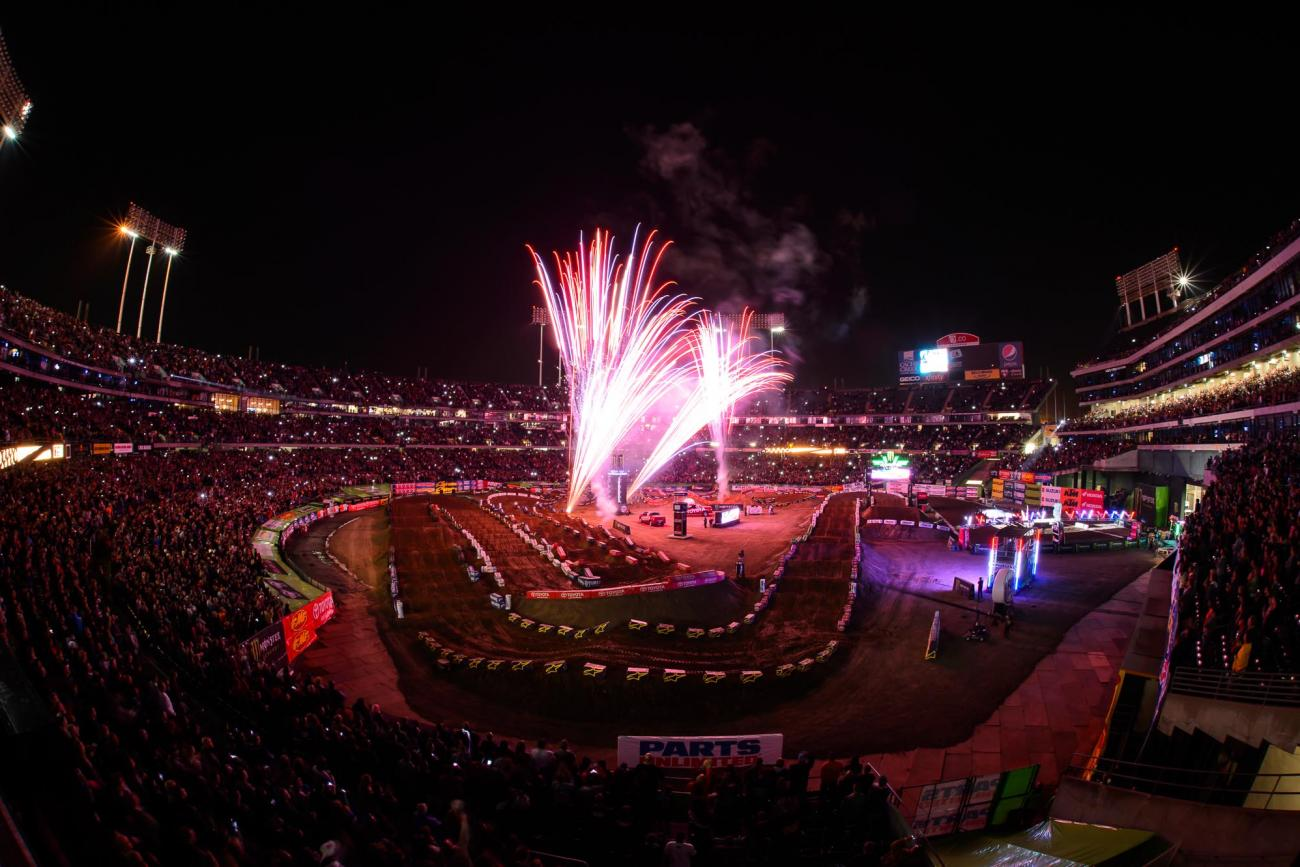 Race Report: Oakland SX