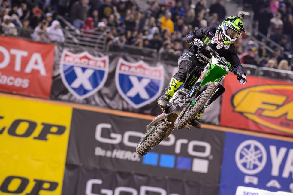 RV is now seven points clear of Chad Reed.
