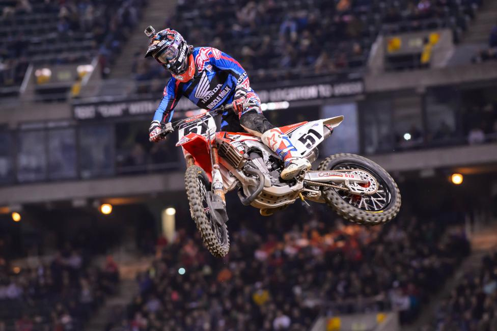Barcia was unable to turn things around in Oakland.