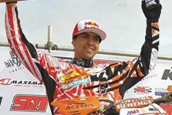Ramirez Wins First Career Hare & Hound