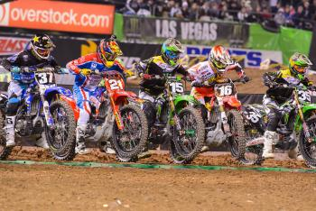 Sign of the (Lap) Times: Oakland SX