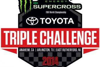 Toyota Triple Challenge Debuts at A3