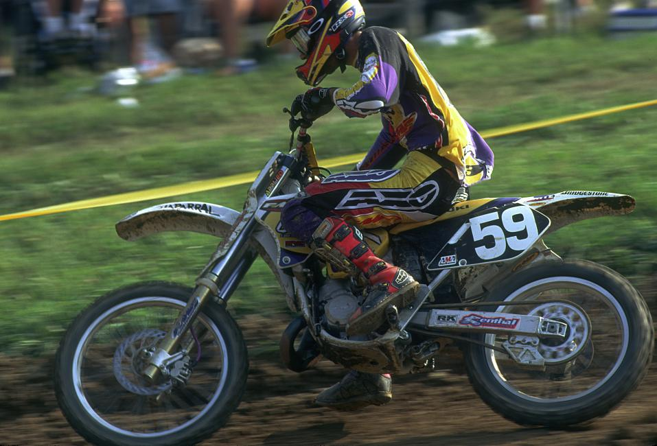 Brandes is now working full-time for Solar Universe. Photo: Racer X Archives