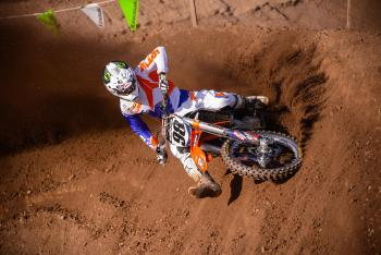 Racer X Films: Ride Engineering KTM 450 SX-F