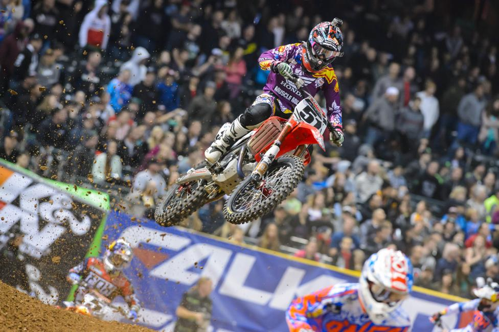Can Barcia rebound from his slow start to the season?