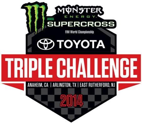 The Toyota Triple Challenge begins this weekend.