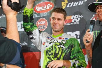 Bowers Wins in Milwaukee
