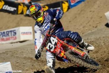 Anaheim 3 250SX Results