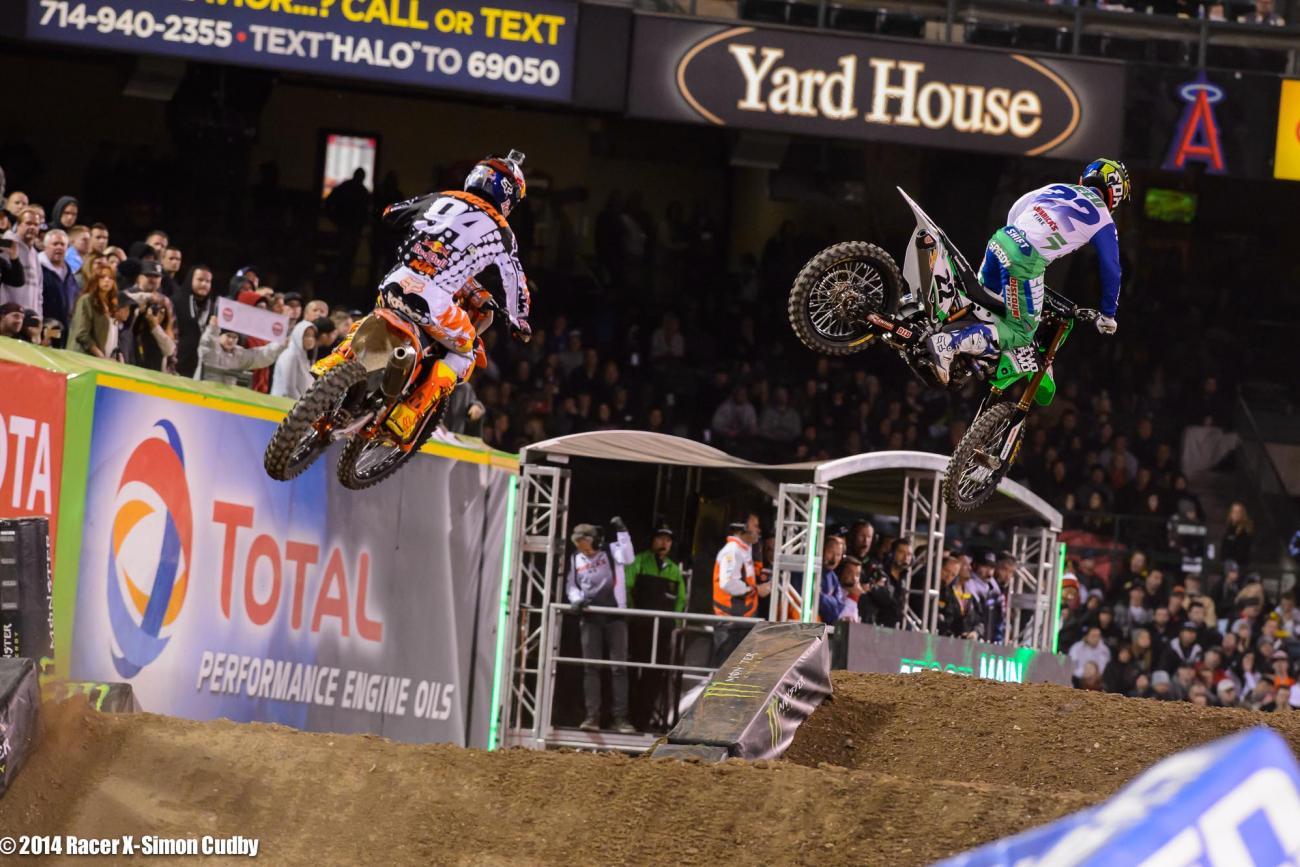 Race Report: Anaheim 3