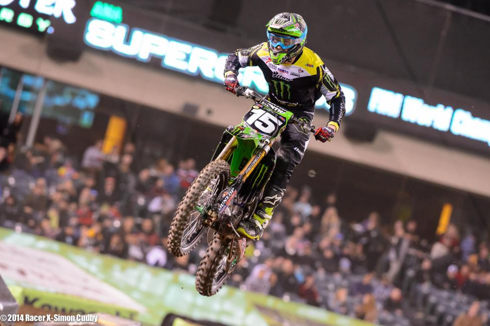 Dean Wilson found redemption in Anaheim.Photo: Simon Cudby