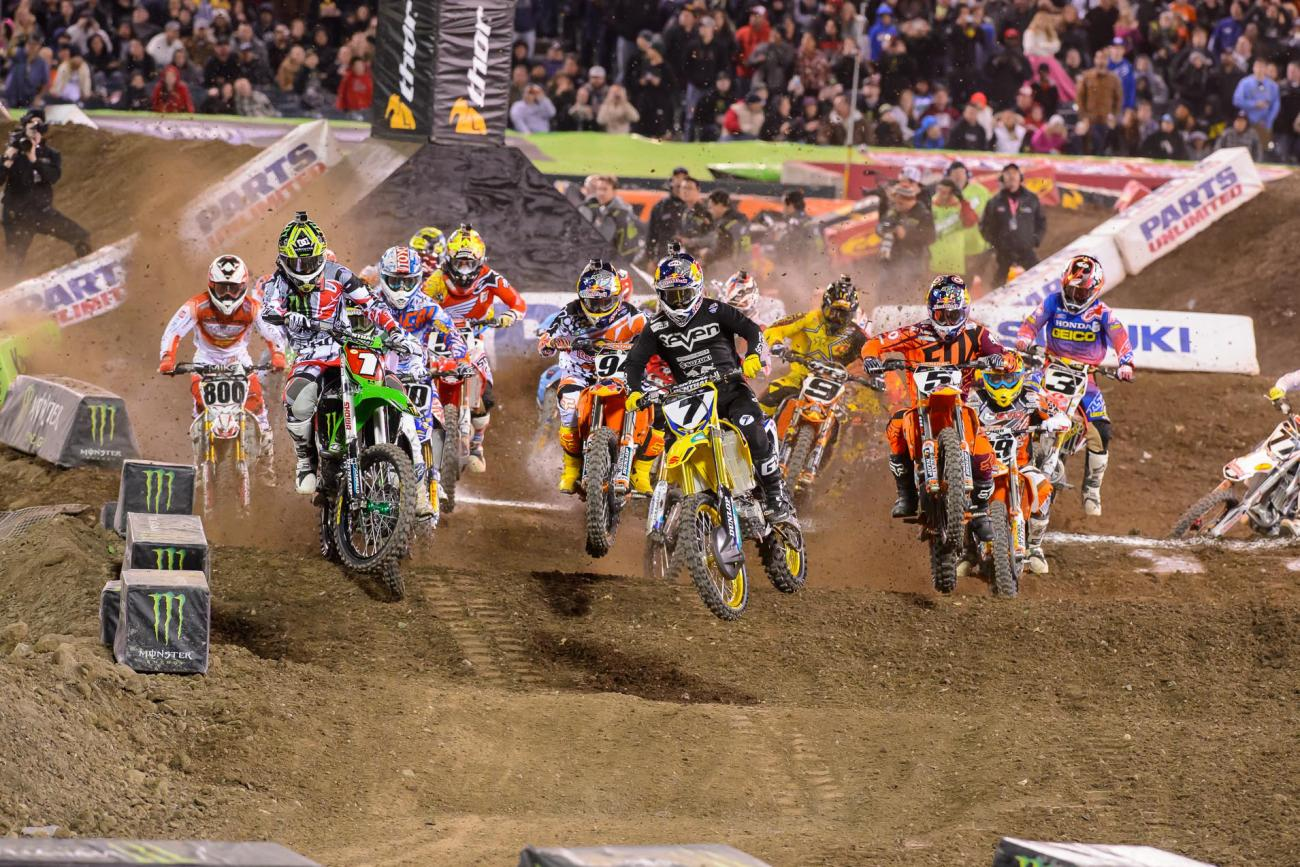 Anaheim 3 SX Wallpapers
