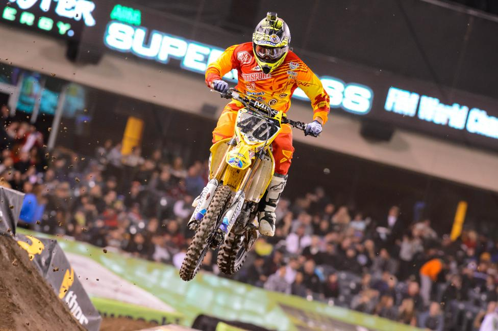 Peick finished a career high fifth at A3.