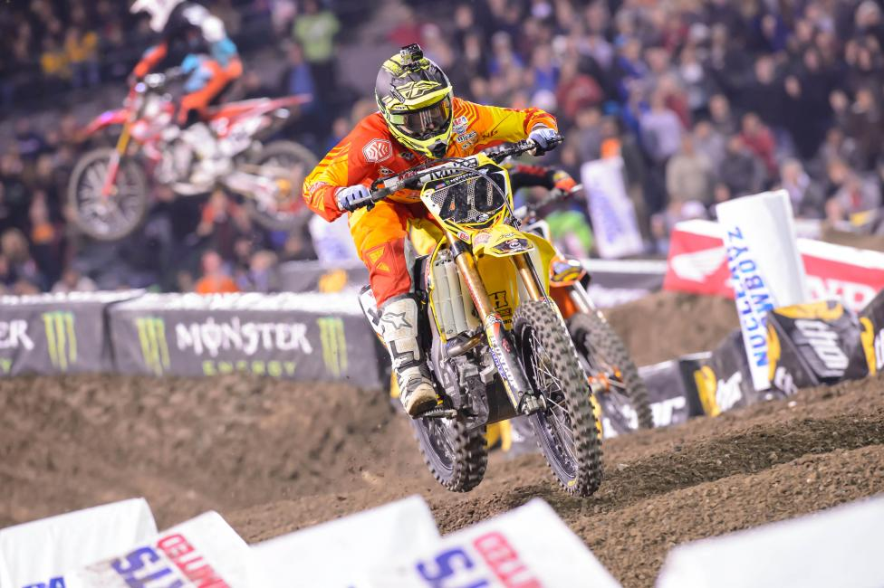 Teams are already reaching out to Peick for next year.  Photo: Simon Cudby