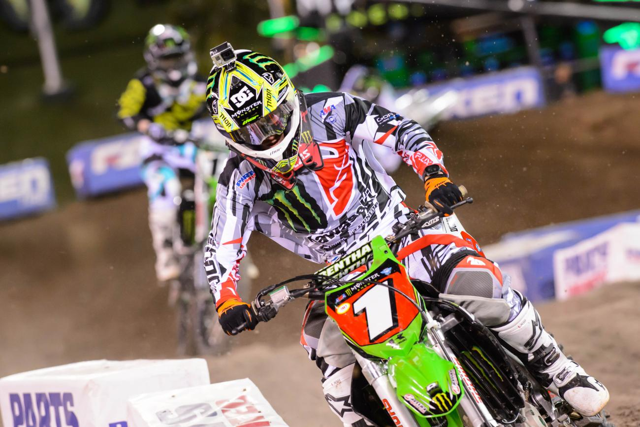 What's coming next in supercross?