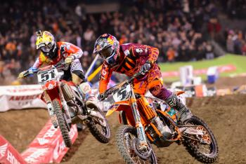 American Forces Network to Broadcast Supercross