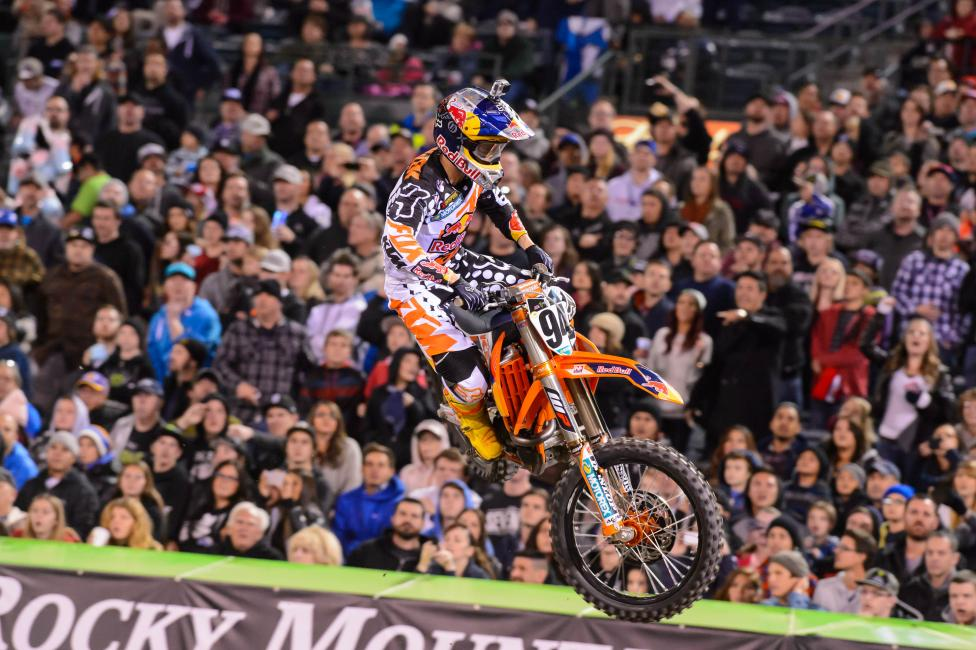 Can Roczen inch closer to RV in San Diego? Photo: Simon Cudby