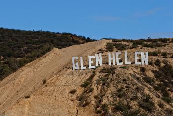 Road to Mammoth: Glen Helen