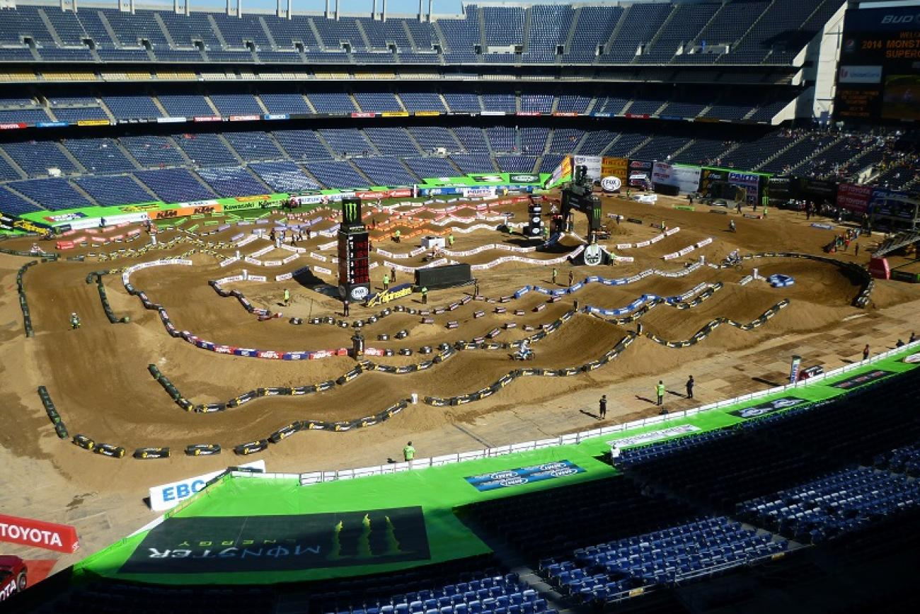 Morning Report: San Diego SX